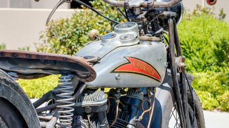 Esto sí es amor por las motos clásicas: 2,5 millones de euros por cuatro joyas de antes de la II Guerra Mundial
