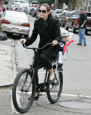Angelina Jolie: la mamá con más estilo