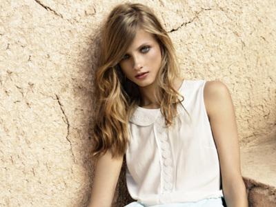 Catálogo Mango verano 2012 con Anna Selezneva: una moda eficaz