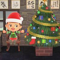 Animal Crossing: New Horizons: todos los proyectos y materiales del set de adornos de Navidad