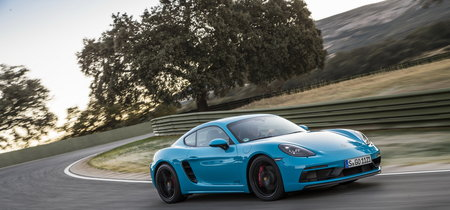 El Porsche 718 Cayman T estará enfocado en la sensación de manejo, y llegará en 2019