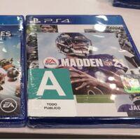 Exceso de etiqueta: así se ven las portadas de los videojuegos en México con la nueva clasificación que entra en vigor este año