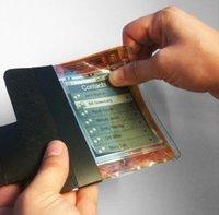 PaperPhone: el móvil flexible