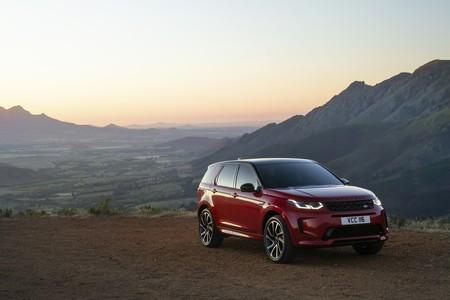 El Land Rover Discovery Sport estrena microhibridación desde 39.400 euros y se inspira en el Range Rover Velar