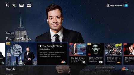 PlayStation Vue, Sony también llega al negocio de la televisión por internet