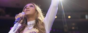 La última despedida a Kobe Bryant desata las lágrimas de un Staples Center a rebosar con las palabras de Vanessa Bryant y la actuación de Beyoncé (entre otros momentos emotivos)