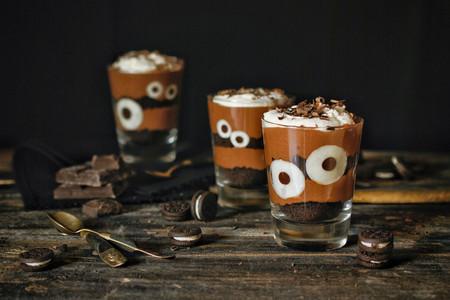 Recetas Mousse Chocolates