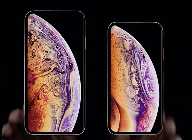 iPhone xs y iPhone Xs Max