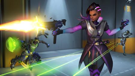 ¡Boop! Del 18 al 21 de noviembre Overwatch se podrá jugar gratis en consolas y PC