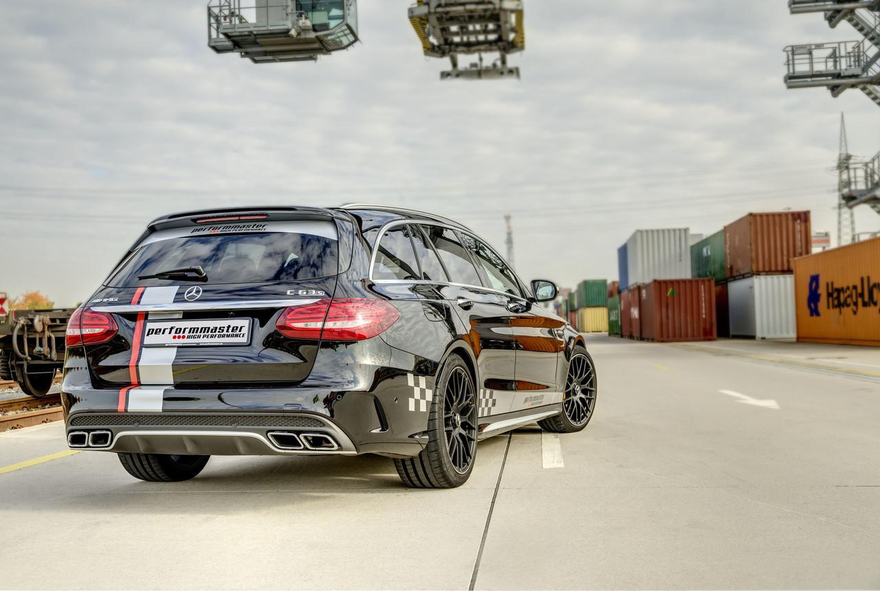 Foto de Mercedes AMG C 63 Performmaster (3/7)