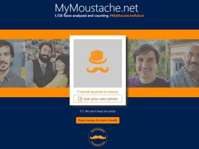 Microsoft y su reconocimiento facial ahora ponen a prueba nuestro... ¿bigote?