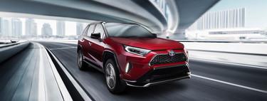 El Toyota RAV4 Prime es el híbrido enchufable de 300 CV y 63 km de autonomía eléctrica que le faltaba a la gama europea