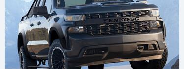 Chevrolet Silverado Yenko Off Road, el rival de la Goliath 800 y la RAM TRX entra en escena con sus 800 hp