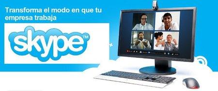 Entrevistas de personal por Skype, una ayuda para reducir costes en la contratación de personal