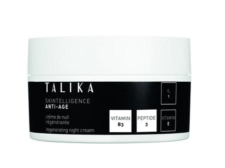 Crema Regeneradora De Noche Skintelligence De Talika 2 Half