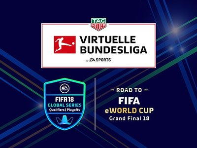 La Bundesliga entra a formar parte de la FIFA eWorld Cup bajo el nombre de Tag Heuer Virtual