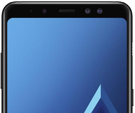 Samsung Galaxy A8 Camara Frontal