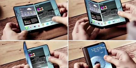 Parece que podremos comprar el Galaxy X plegable este mismo año, y verlo en la IFA