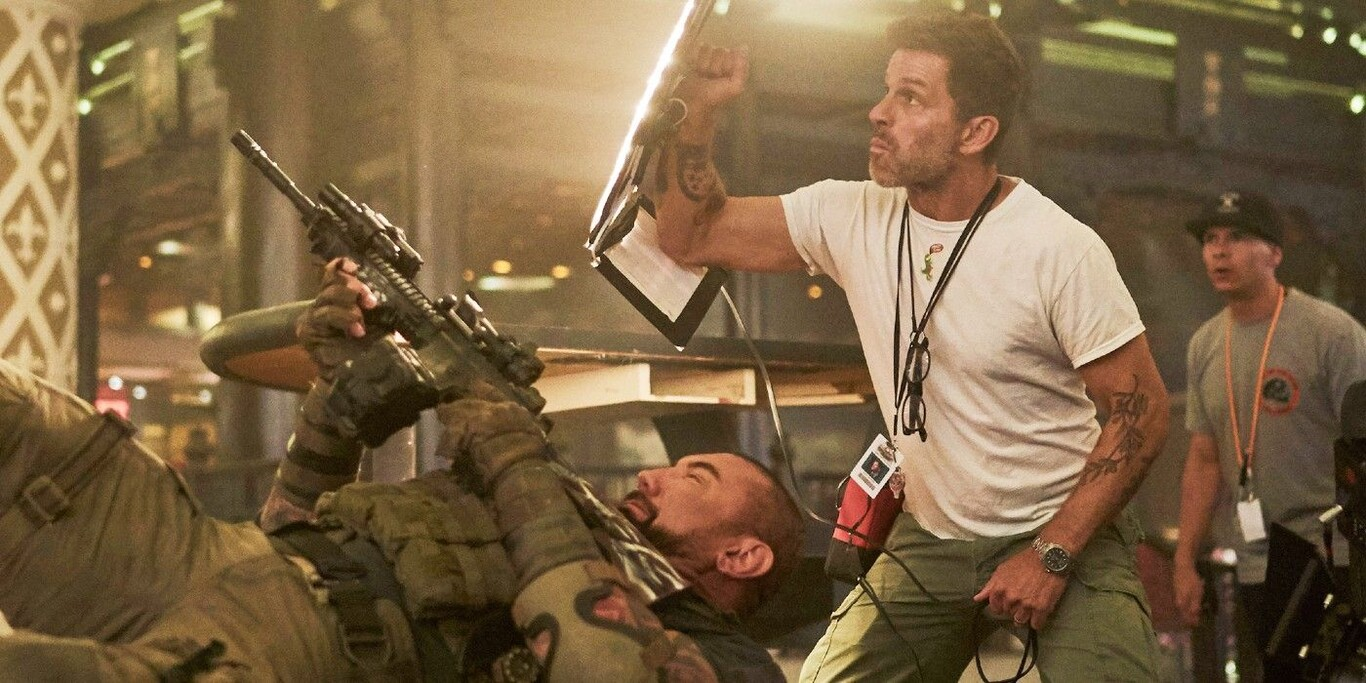 Army of the Dead 2 Netflix Zack Snyder