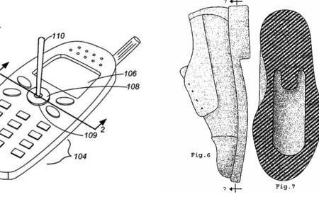 """Airbag para móviles, teclados con ventilador y hasta un """"zapatófono"""": nueve patentes locas que no llegaron a nada"""