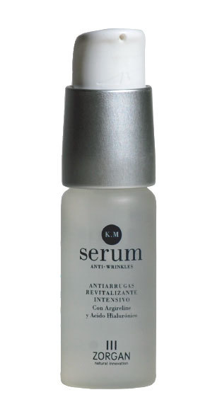 Serum revitalizante Zorgan