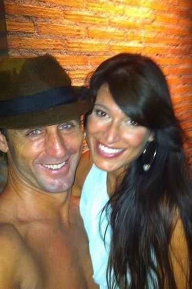 Sonia Ferrer está loca con su 'tigre'