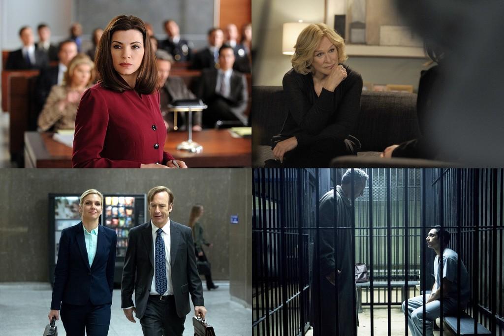 Las 11 mejores series de abogados en Netflix, HBO, Amazon y Movistar