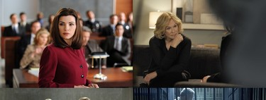 The 11 best series of lawyers on Netflix, HBO, Amazon and Movistar