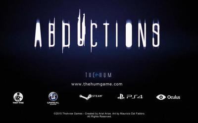 Apaga las luces y observa el trailer de The Hum: Abductions