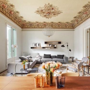 El interiorismo de la modernista Casa Burés recibe el premio Archmarathon. Y vas a descubrir por qué...