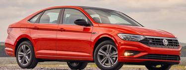 El nuevo Volkswagen Jetta GLI ya ha sido fotografiado al desnudo, listo para su debut en enero