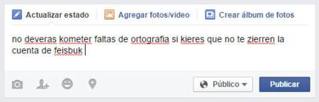 Estado Facebook
