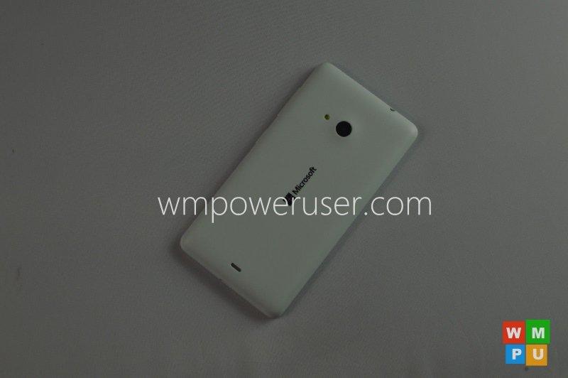 Foto de Microsoft Lumia 535 Dummy (2/9)