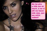 Helen Lindes se las pira a USA por amor con su Rudy Fernández