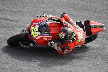 Andrea Iannone Motogp 2015 Sepang Ducati