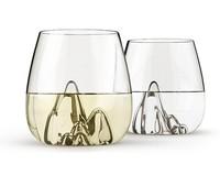 Glasscape, el vaso perfecto para los amantes del whisky on the rocks