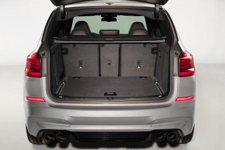 BMW X3 M 2020 maletero