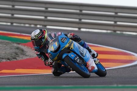 Sergio Garcia Teruel Moto3 2020