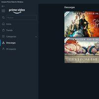 Así puedes descargar películas de Amazon Prime Video en Windows 10, para verlas más tarde sin conexión