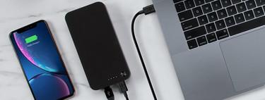 Nunca te quedes sin batería con la Power Bank Belkin Boost Charge 20K, rebajadísima a su precio histórico en Amazon: 39,99 euros
