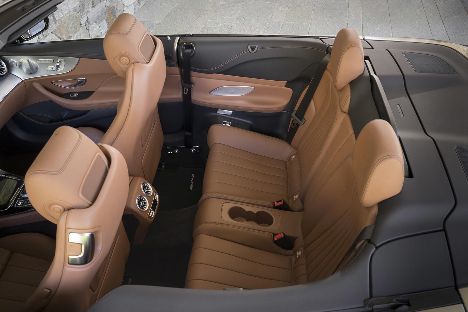 Foto de Mercedes-Benz Clase E Cabrio, toma de contacto (30/156)