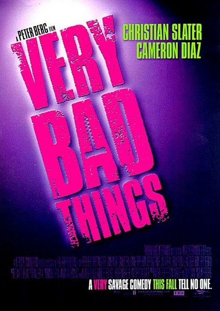 Póster de Very Bad Things