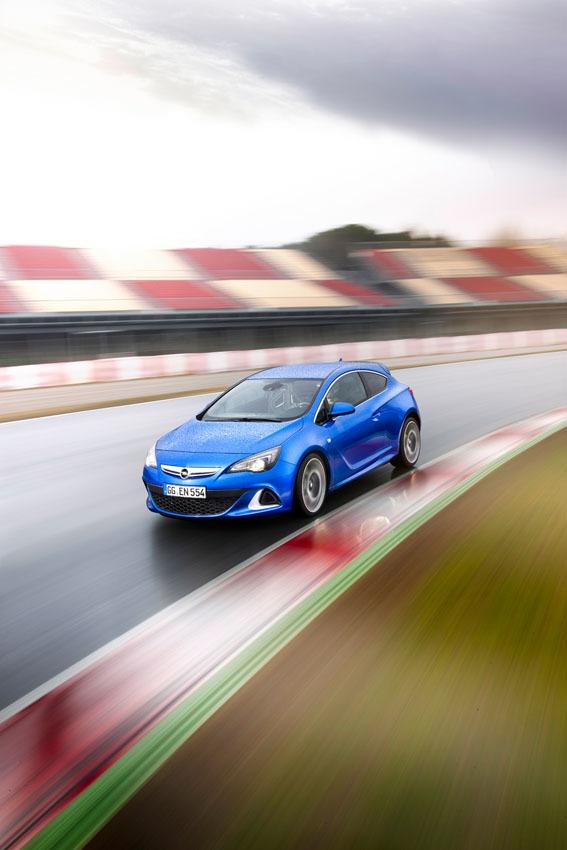 Foto de Opel Astra OPC (4/46)