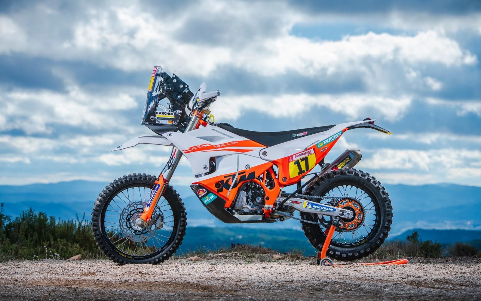 Foto de KTM 450 Rally Dakar 2019 (75/116)