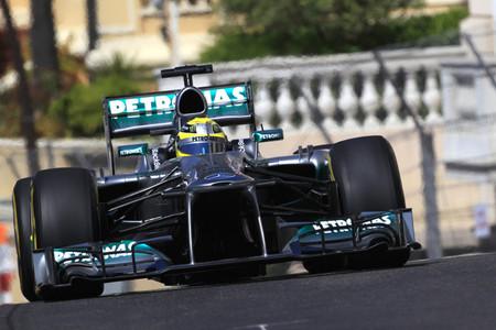 Nico Rosberg se hace fuerte en el Gran Premio de Mónaco