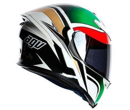 Nuevo casco AGV K-5: deportividad y comodidad al unísono