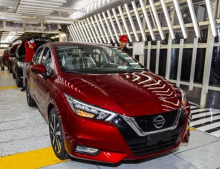 Arranca la producción del nuevo Nissan Versa 2020 en la Planta Aguascalientes A1