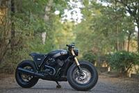 "Harley-Davidson Street 750 ""Makku"" por Rajputana Customs"