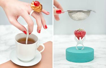 Luce tus frutas y dulces favoritos como si fueran joyas, ¡y cómetelas!