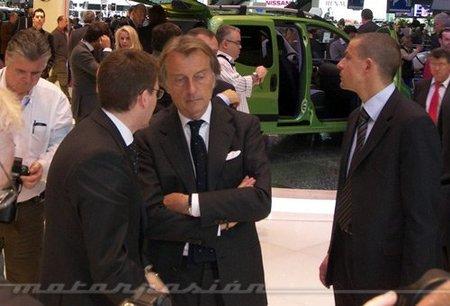 Luca Cordero di Montezemolo dimite como presidente del Grupo Fiat